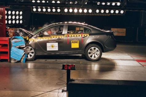 Opel Insignia Crashtest