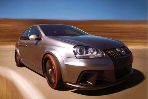 R-GT-Studien von VW