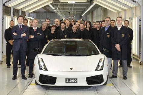 Lamborghini-Jubiläum
