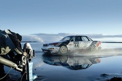 Audi-Q7-Fernsehspot