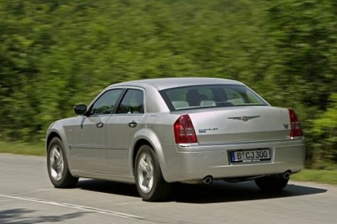 Fahrbericht Chrysler 300C 3.0 CRD