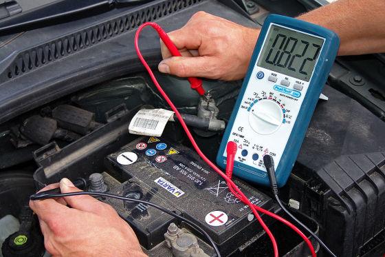 Batteriepflege im Winter