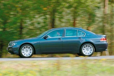 Gebrauchtwagen BMW 730d E65