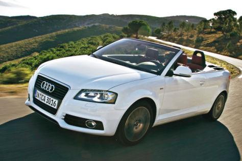 Audi A3 Cabrio 2.0 TFSI