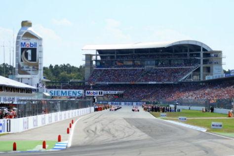 Formel-1-Rennen, Hockenheimring 2006