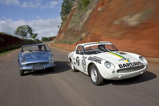 DKW GT Malzoni und DKW GT Malzoni Rennversion