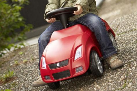 Suzuki Bobby Car