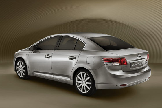 Traditionell stößt das Stufenheck beim deutschen Publikum auf wenig Interesse. So wird es auch beim neuen Avensis sein.