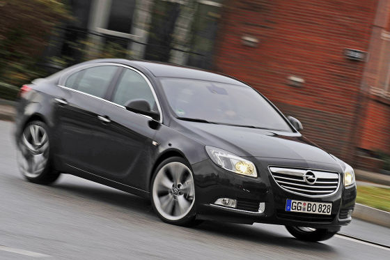 Opel Insignia 2.0 Turbo Edition