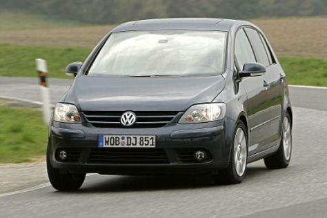Partikelfilter bei VW