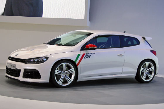 VW Scirocco Studie R
