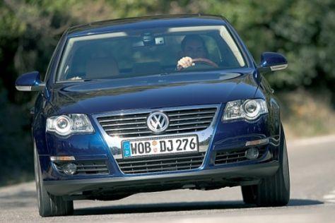 VW Passat V6 FSI