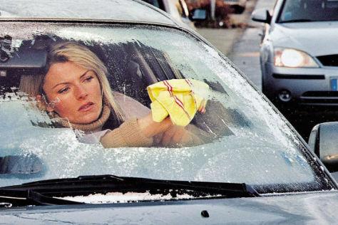 Range Rover Evoke >> Auto fahren im Winter – Tipps für die kalte Jahreszeit ...