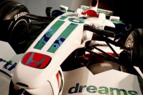 Formel 1, Honda 2008
