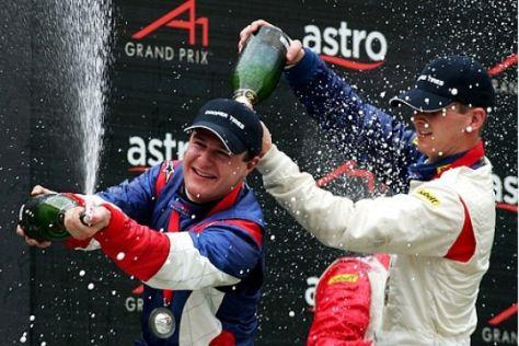 A1GP-Serie 2005: 5. Lauf in Malaysia