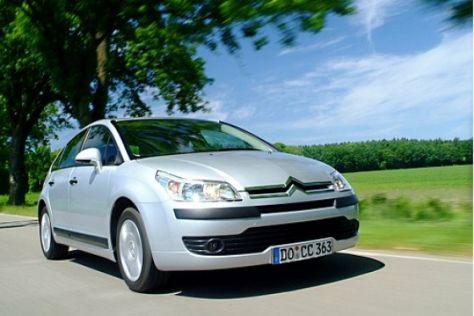Rückruf Citroën C4