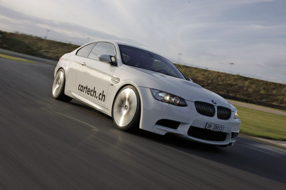 Cartech BMW M3