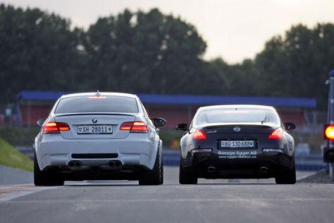 Novidem GTS 430 Cartech BMW M3