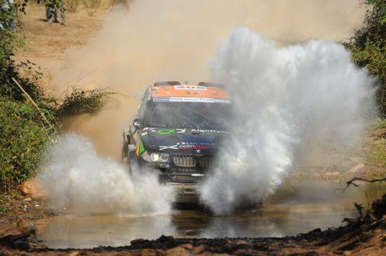 Rallye Dakar 2009, BMW  X3