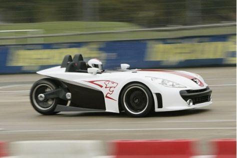 Fahrbericht Peugeot 20Cup