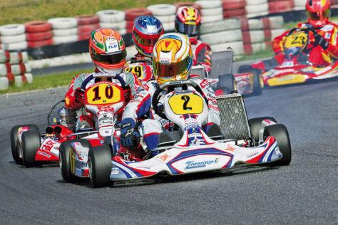 Guinness-Weltrekord-Versuch Claim-ID: 206685, AUTO BILD MOTORSPORT sucht Piloten für die Kart-Action 2009