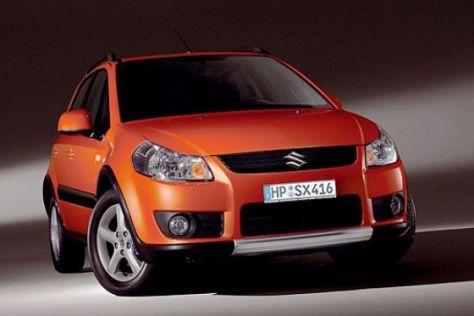 Neues Kompakt-SUV von Suzuki