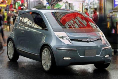 Fahrbericht Chrysler Akino