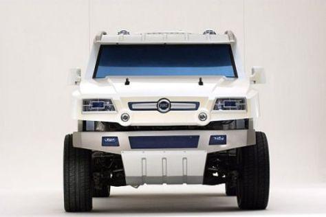 SUV-Konzept Fiat Oltre