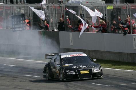 DTM 2008, Mugello, Audi A4 DTM