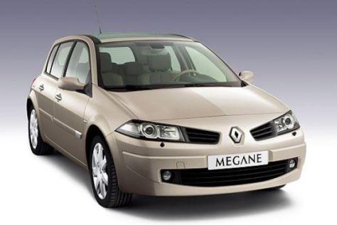 Facelift Renault Mégane