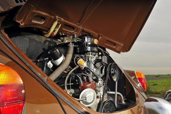 So klang das Wirtschaftswunder: Der Klang eines VW-Boxers gehörte jahrzehntelang zur Geräuschkulisse im Straßenverkehr.