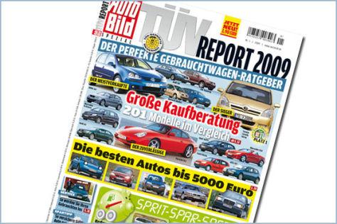 AUTO BILD TÜV-Report 2009