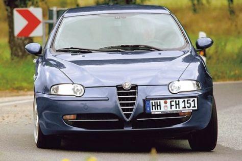 Gebrauchtwagen-Test Alfa 147 (ab 2001)