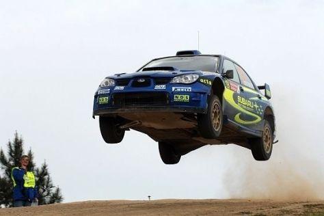 WRC, Rallye Weltmeisterschaft 2008, Subaru Impreza WRC