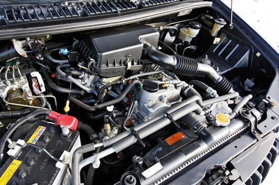 Gebrauchtwagen-Check Daihatsu Terios
