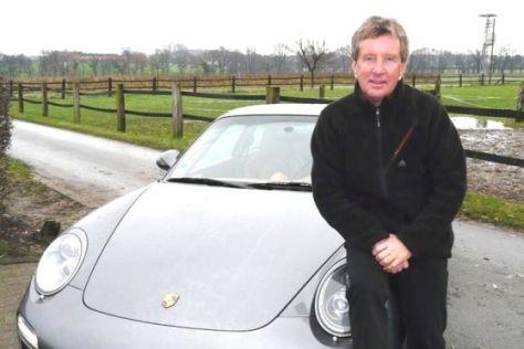 Klaus Niedzwiedz drückte den 911 Carrera auf 6,7 Liter für 100 Kilometer.