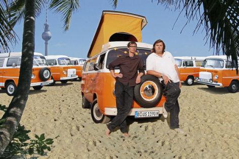 VW kämpft um T2-Markenrechte