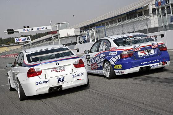 Tracktest WTTC BMW 320si