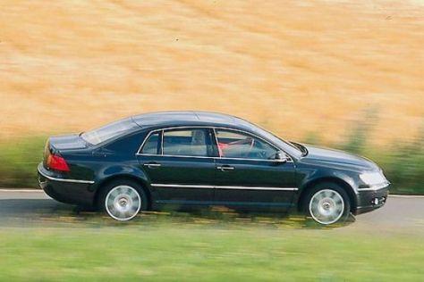 Gebrauchtwagen-Check VW Phaeton
