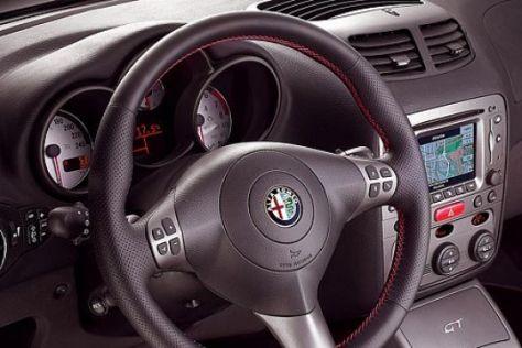 """Alfa GT """"Sportiva"""" und """"Collezione"""""""