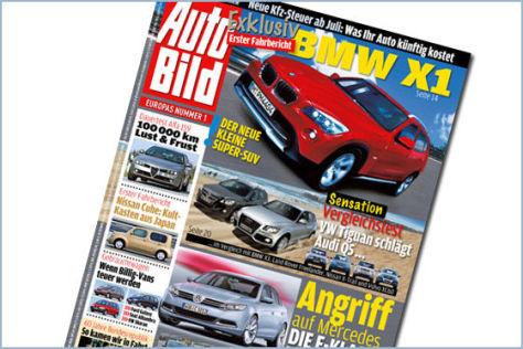 AUTO BILD 1/2009