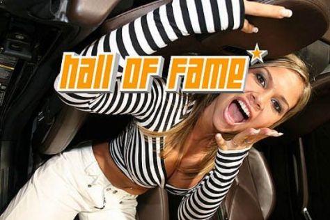 """Die neue """"Hall of Fame"""" auf autobild.de"""