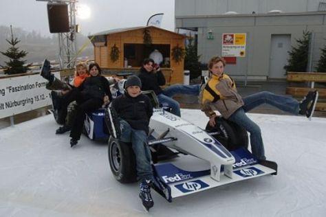 Nürburgring Formel Eis