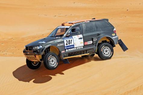 Rallye Dakar 2009, 1. Etappe, BMW X-Raid, BMW X3CC, Nasser Al Attiyah