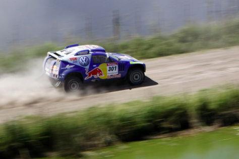 Rallye Dakar 2009, Carlos Sainz, VW Touareg