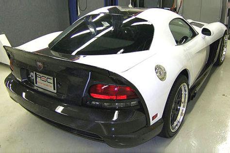 ASC McLaren Dodge Viper Showcar