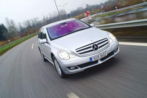 Test Mercedes-Benz R 320 CDI