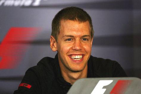 Formel 1 2009 Sebastian Vettel Red Bull