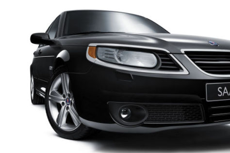 Saab 9-5 Griffin Edition