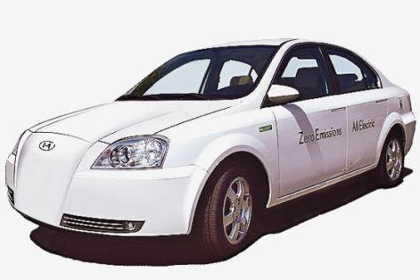 E-Limousine Highway Speed